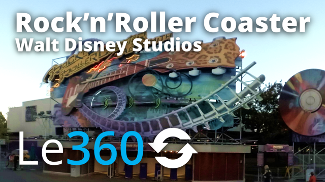Rock'n'Roller Coaster – Le360