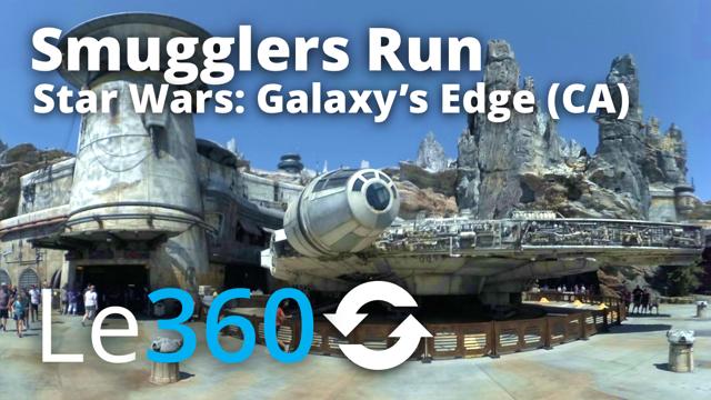 Millennium Falcon: Smugglers Run – Le360