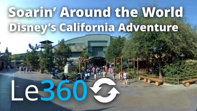 Soarin' Around the World – Le360