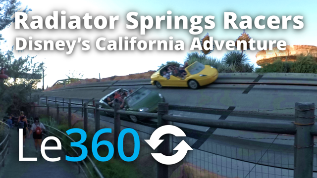 Radiator Springs Racers – Le360